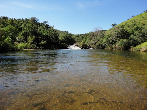 sítio com cachoeira ao lado em baependi sul de minas , com 21 hectares - 4930