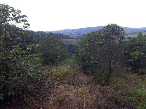 sítio com café no sul de minas , 12.000 pés, de baependi,  07  klm de baependi. - 400