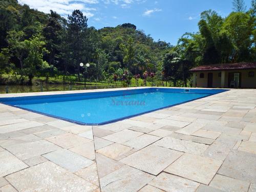 sítio com lago nascente  piscina sauna 40.000 m² 3 casas
