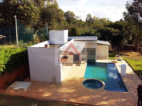 sitio com piscina, hidromassagem, sauna e area gourmet!! - 3615