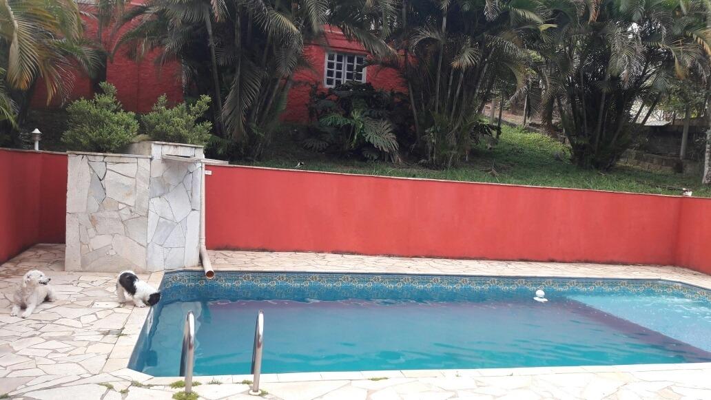sitio com piscina mairiporã