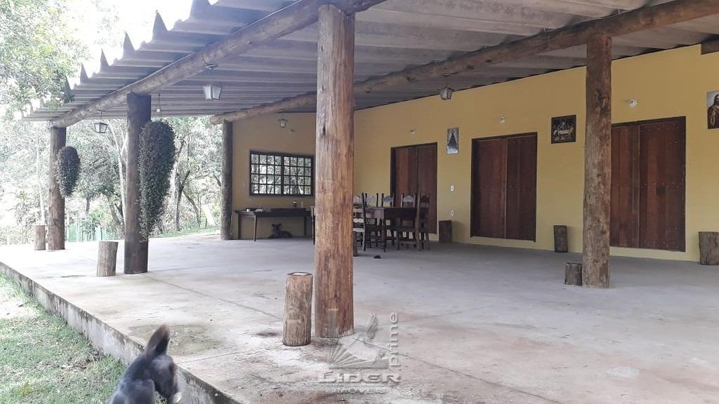 sítio com salão para eventos bragança paulista - st0020-1
