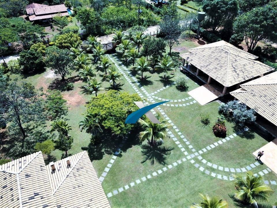 sítio de 6.780 m²  com casa com 5 quartos a venda em jaboticatuba - mg - ch0007