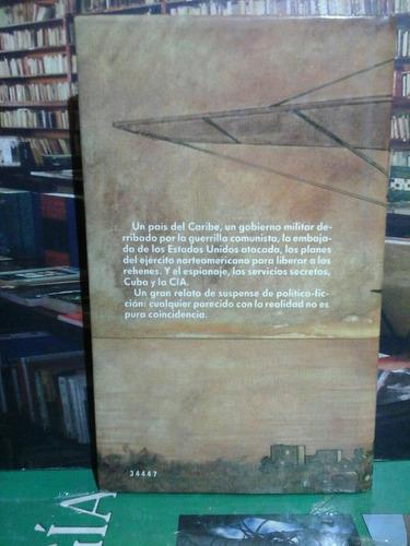 sitio de silencio, a.j. quinnell, novela.
