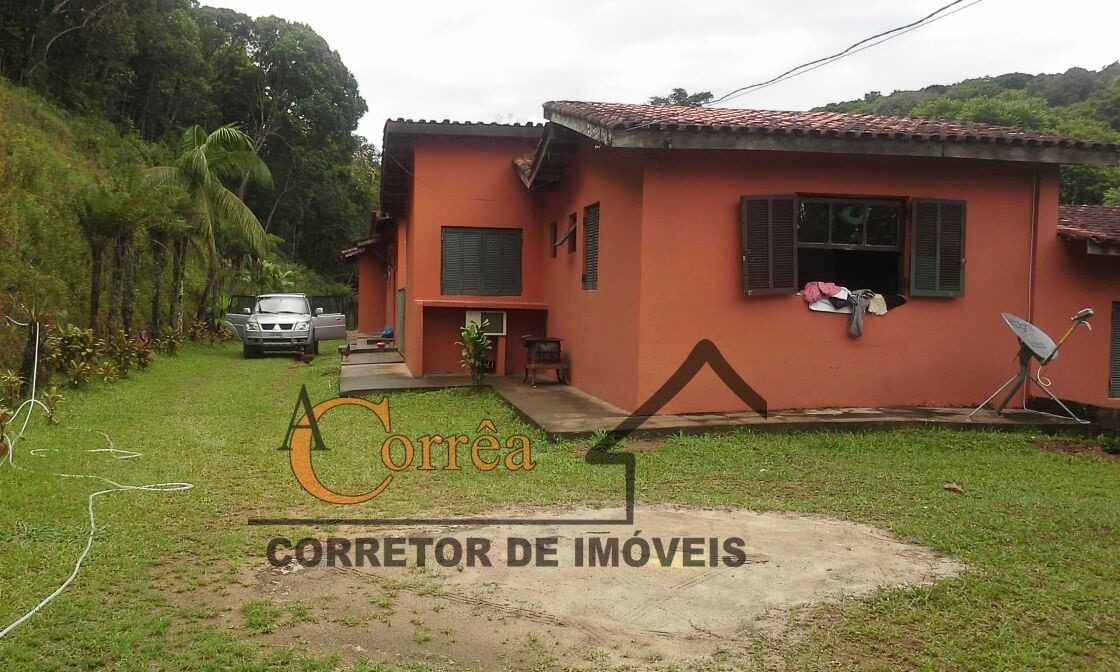 sitio distante apenas 950 m da rodovia em juqutiiba-sp