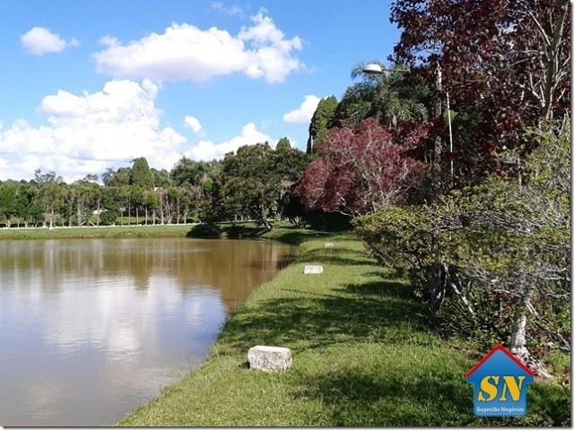 sítio em ibiúna com grande lago - 602
