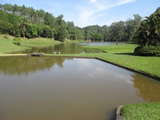 sítio em juquitiba com lago e nascente