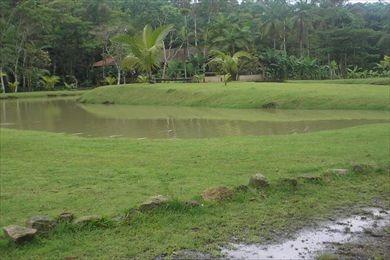 sitio em peruíbe um paraíso à 8 km da entrada de peruíbe.