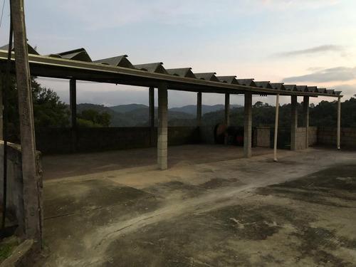 sitio fazenda chácara em juquitiba com piscina 22 alqueires