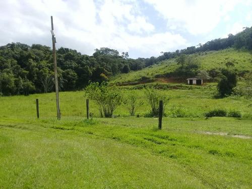 sítio ideal para plantação e criação com lago