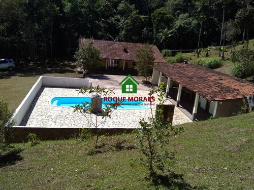 sítio juquitiba, 40.000m²,piscina,nascente, lago. ref:0059