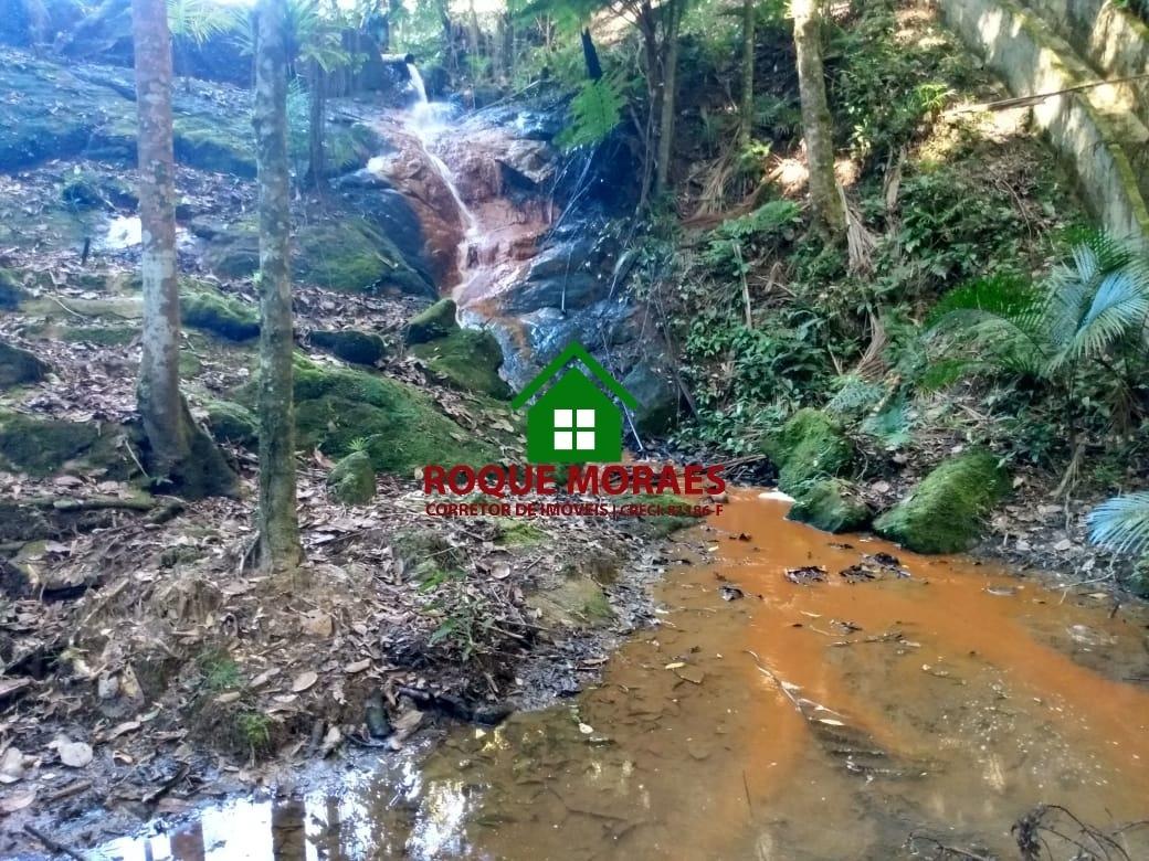 sítio juquitiba,6.5 alqueires nascentes, lagos ref: 0109