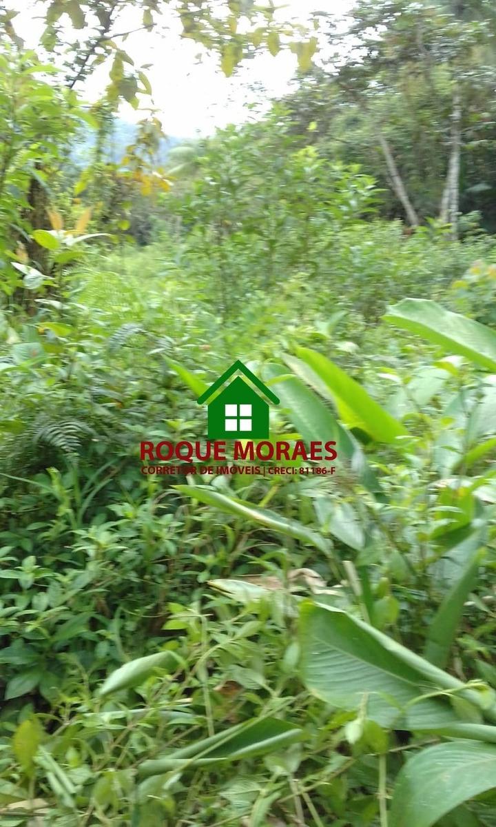 sitio miracatu 10 alq. casa modesta-nascente ref0174