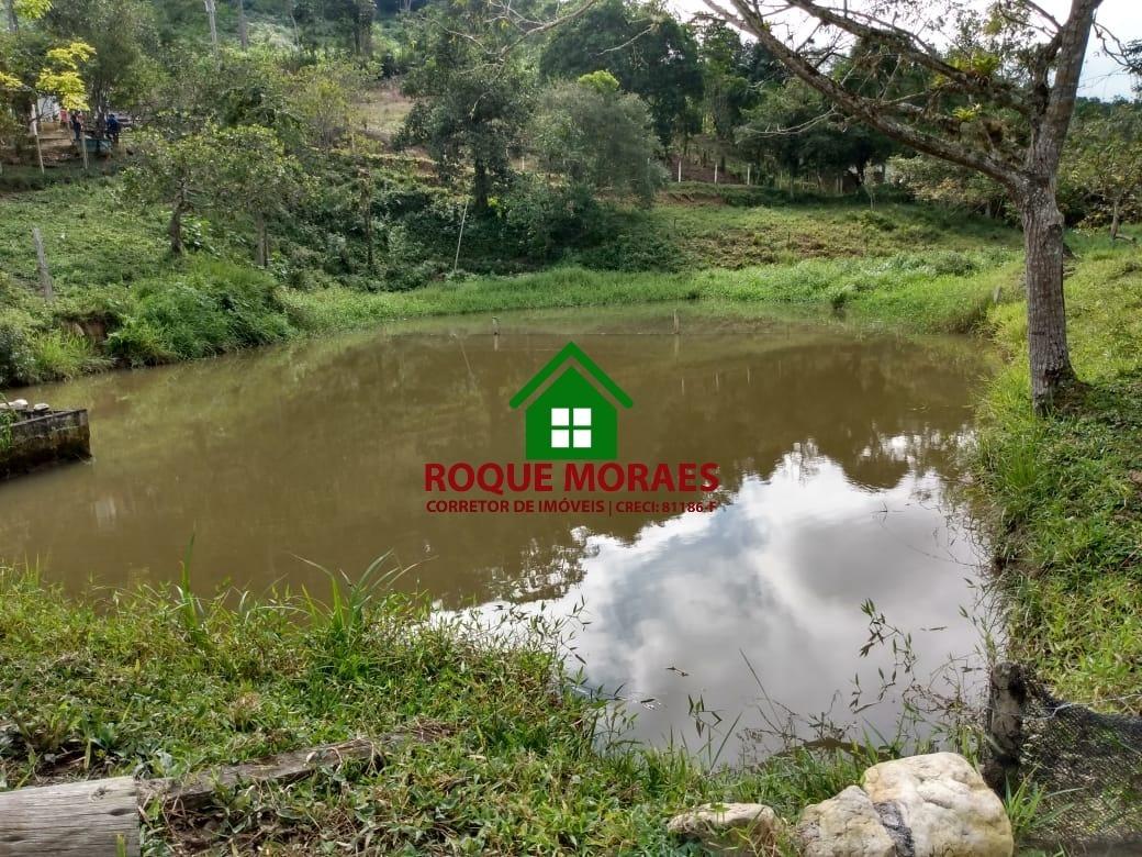 sitio miracatu 72.000m² com pasto, lago e rio. ref:0082