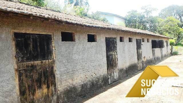 sítio para leiteria ou confinamento de gado - 3032