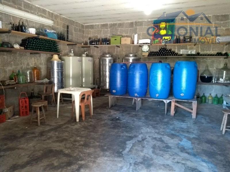 sítio para venda chácara itamar, jundiaí - st00009 - 32185969