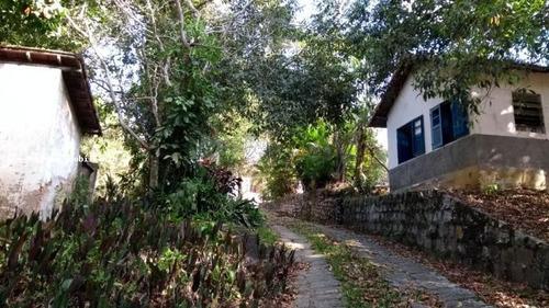 sítio para venda em guapimirim, limoeiro, 6 dormitórios, 3 banheiros, 10 vagas - 178