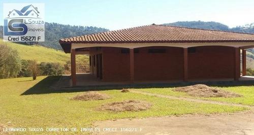 sítio para venda em socorro, zona rural, 4 dormitórios, 1 suíte, 2 banheiros, 10 vagas - 656