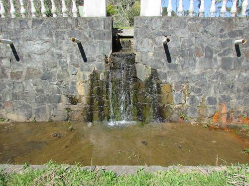 sitio plano/ plantio/lagos/sede/caseiro/roda água/ref:04704