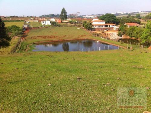 sítio rural para locação, água branca, boituva. - si0071