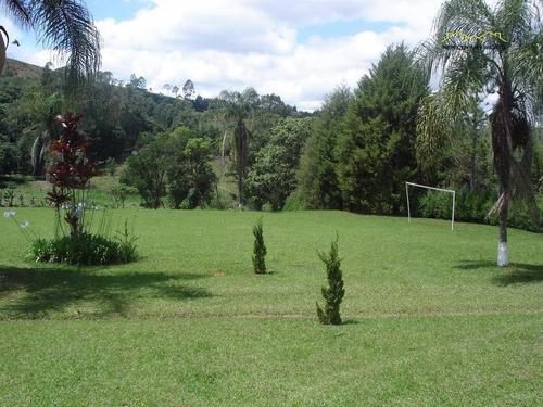 sítio  rural para locação, serrinha, bragança paulista. - si0001