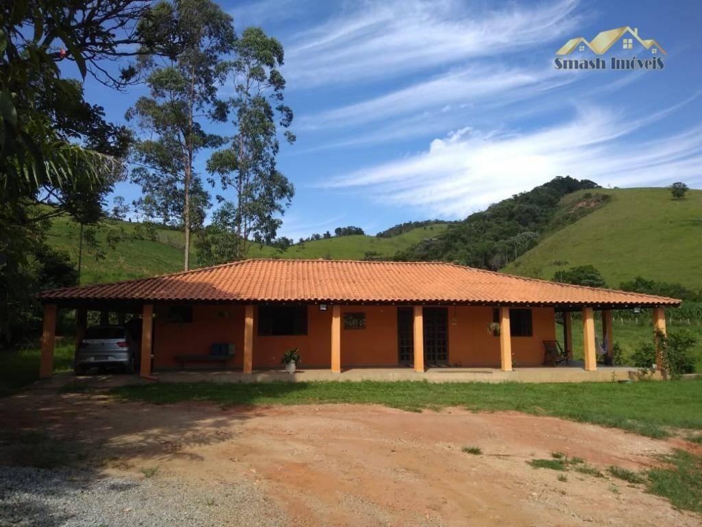 sítio rural (porteira fechada) 40 hectares  3 km da cidade  muitas minas - si0001