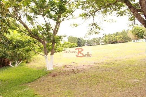 sítio rural à venda, além ponte, sorocaba. - si0022