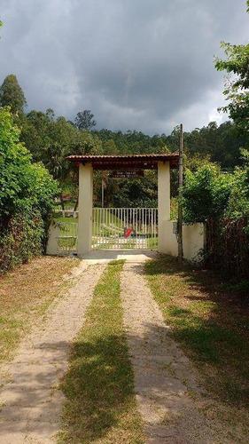 sítio rural à venda, area rural, piracaia. - si0018