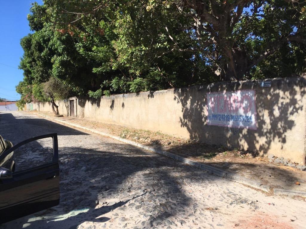 sítio  rural à venda, guaribas, eusébio. - si0004