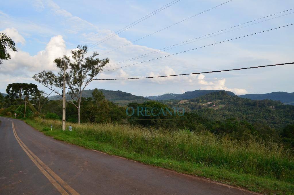 sítio rural à venda, linha bonita, gramado. - si0060