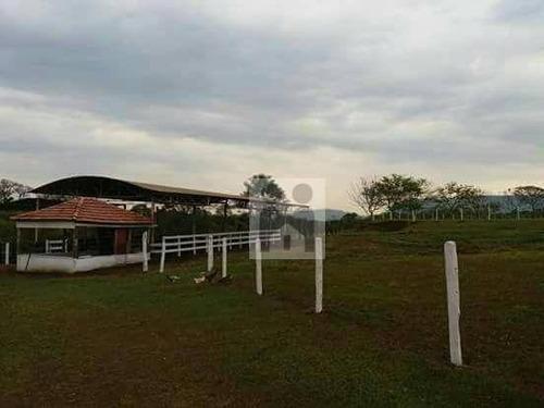 sítio rural à venda, zona rural, cajuru. - si0002