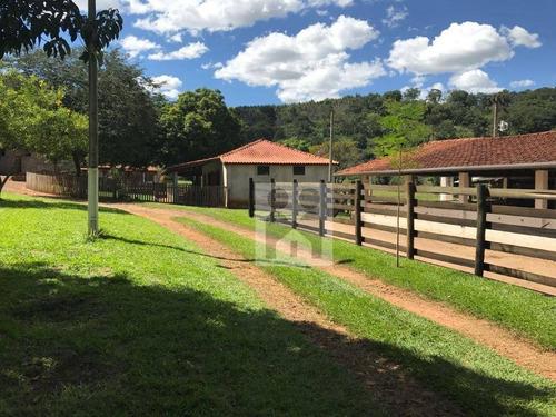 sítio rural à venda, zona rural, cajuru. - si0003