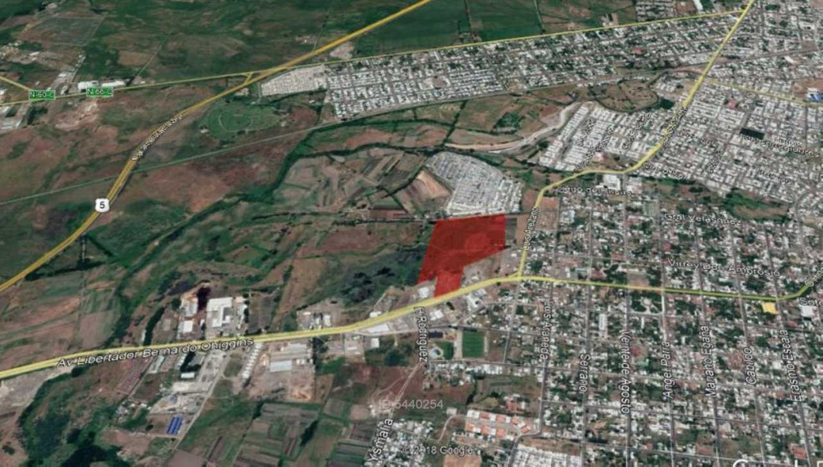 sitio / terreno habitacional / industrial