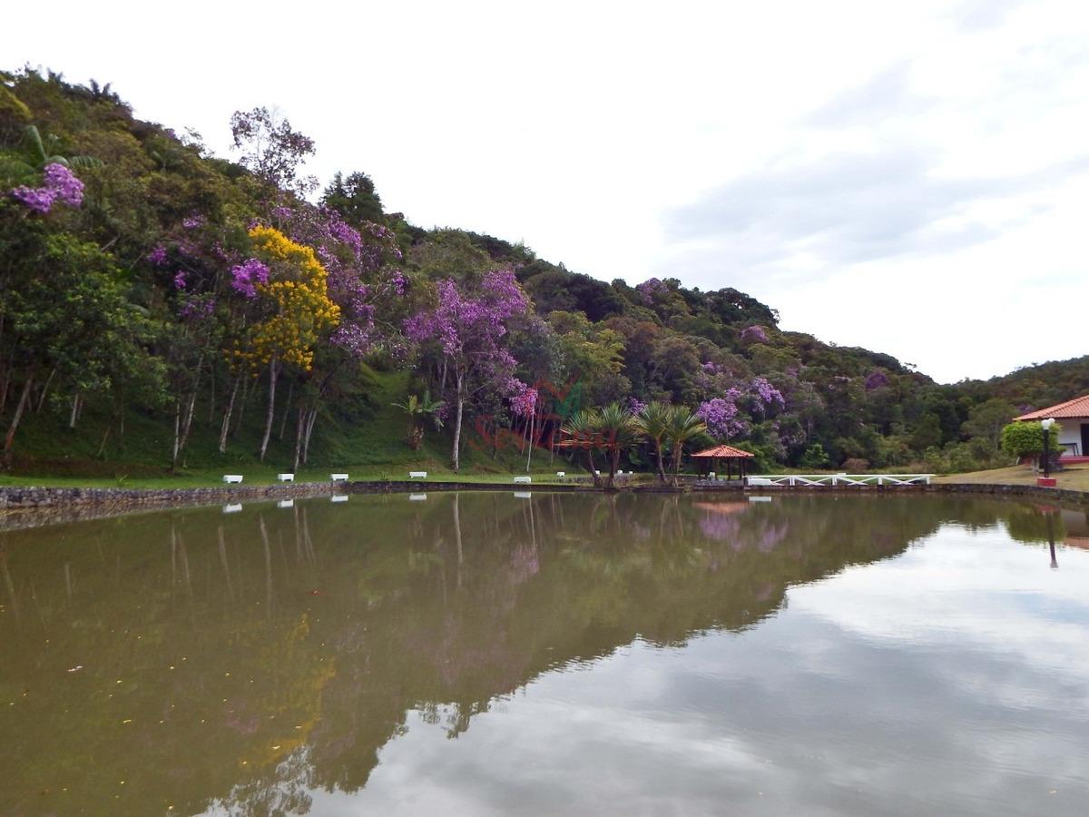 sítio à venda com 4 lagos rio 42.000 m²  ótimo acesso