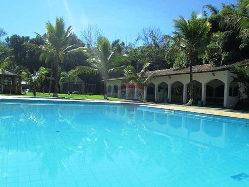 sítio à venda, com 48.400 m², santa isabel/sp. - si0005