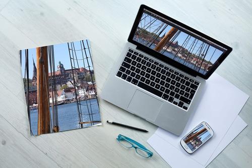 sitio web - portafolio digital en línea