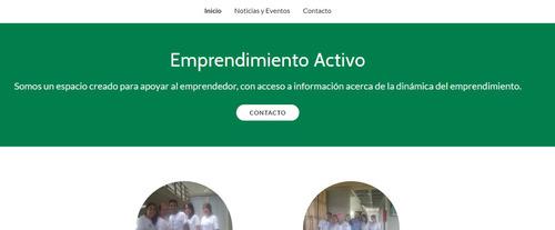 sitio web tienda virtual community mánager