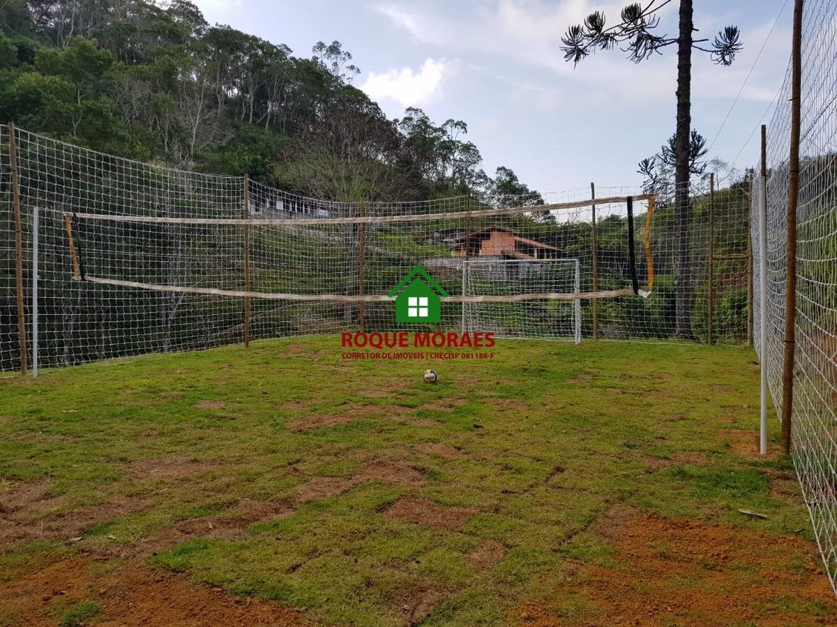 sítio,juquitiba-30.400m², piscina, campo de futebol.ref:0068