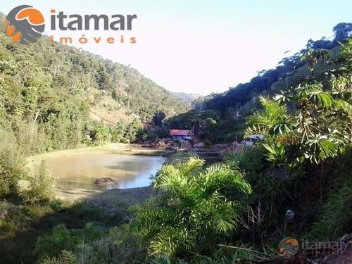 sítios, chácaras e areas rurais a venda em guarapari, é nas imobiliárias itamar imóveis - st00004 - 3374014