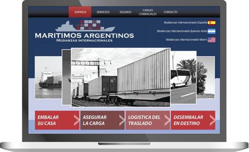 sitios web autoadministrables. páginas web. diseño gráfico.
