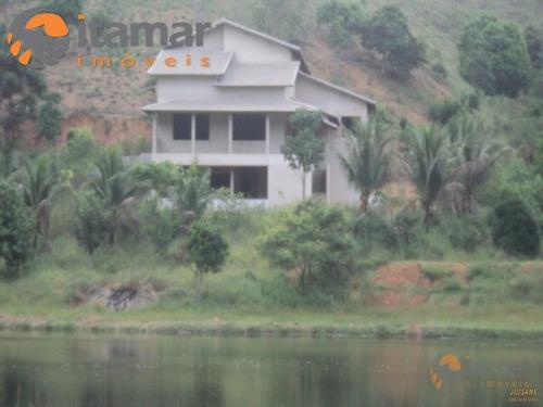 sítios,chácaras e áreas rurais a venda em guarapari, é nas imobiliárias itamar imóveis - st00007 - 4206680