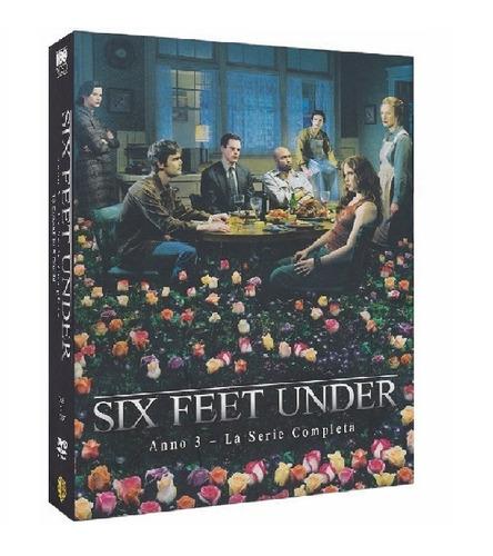 six feet under - importe por temporada - dvd