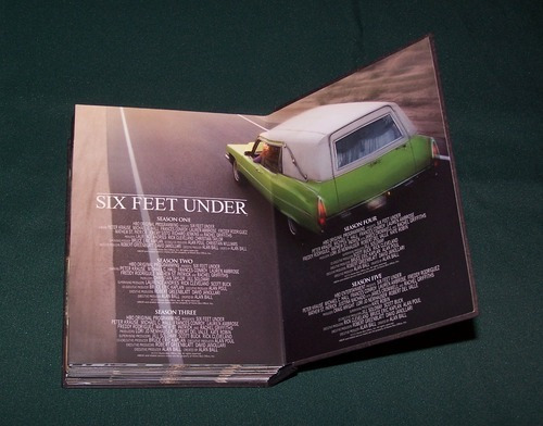 six feet under la serie completa en dvd original