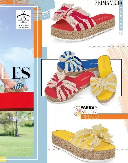 En Colores Six Pack 3 Sandalias Mujer Cmoño1 Cklass 080 00 394 KT1JlcF3