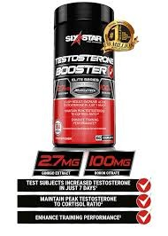 Six Star Pro Nutrition,testosterone