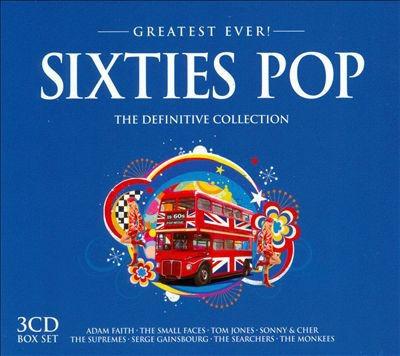 sixties pop lo mejor de los 60s 3 cds nuevo (yosif andrey)