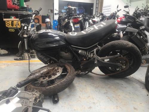 sixty2 diamond black 400cc 2016 disponible para piezas!