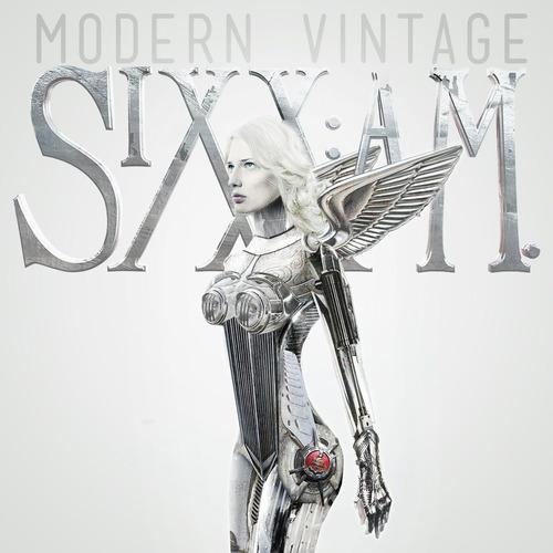 sixx:a.m. sixx am modern vintage importado cd nuevo