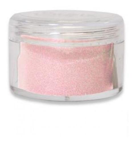sizzix - pó para emboss - opaque embossing powder - sorbet -