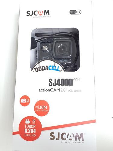 sj4000 original com wifi e com microfone externo dudacell